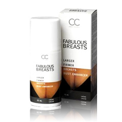 FABULOUS BREASTS 50ml KREM - NOWOŚĆ !