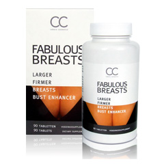 1 OP. FABULOUS BREASTS 90 TAB. -Rekomendowane !