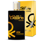 Love&Desire damskie 100ml! PREMIUM EDITION!
