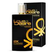 Love&Desire dla m�czyzn 100ml! PREMIUM EDITION!