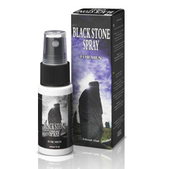 BLACK STONE SPRAY - 15 ml - Rekomendujemy!