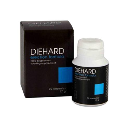 Diehard 30 tab. - Mocna erekcja i sprawność seksualna