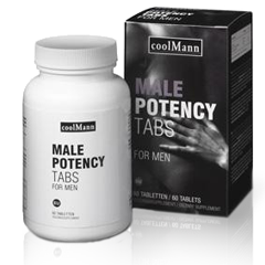 MALE POTENCY 60 TAB - HIT 2008 !