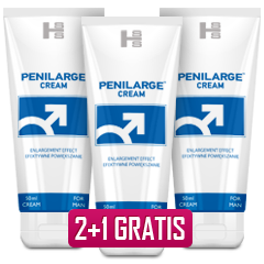 3xPENILARGE CREAM 50 ml - REKOMENDUJEMY!