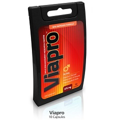 VIAPRO - 10 kapsułki - Mocne jak Viagra!  (nowe)