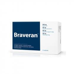 Braveran - 8 tabletek