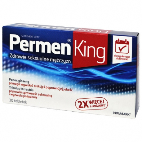 Permen King!- 30 tabletek