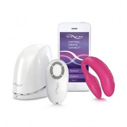 We-Vibe 4 Plus App Pink
