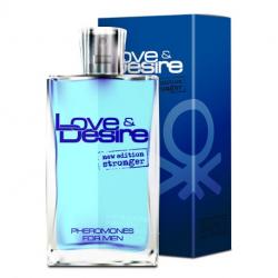 Love&Desire 50ml skuteczne męskie feromony - dominujący zapach!