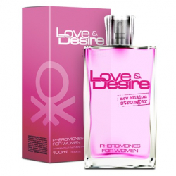 Love & Desire - 100ml - Feromony Damskie - HIT 2014!