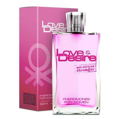 Love & Desire - 50ml - Feromony Damskie