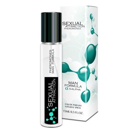 minimum 150 zł Sexual Attraction Pheromones - Man Formula 5-alph