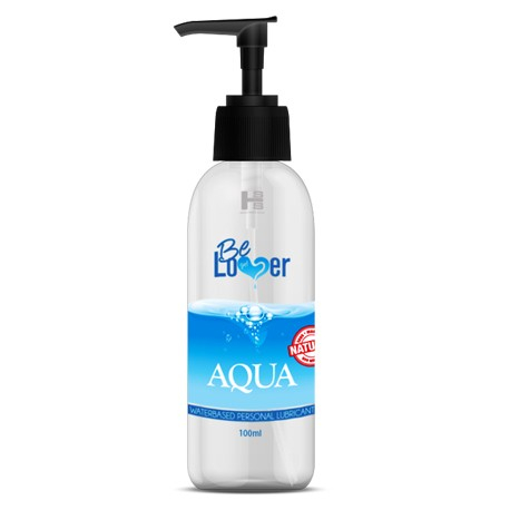 Be Lover Gel AQUA POWER 100 ml - Lubrykant na bazie wody