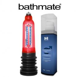 Bathmate HYDRO 7 Czerwony i Penilarge+Gel za jedyne 29,90zł!