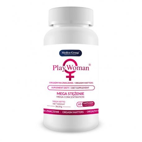 Play Woman - 60 tabletek