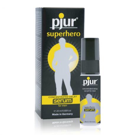 PJUR - Opóźniające serum 20 ml