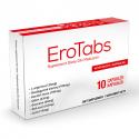 EroTabs 10 kapsułek erekcyjnych (7+3 gratis)
