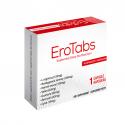 EroTabs extra - 5 kapsułek erekcyjnych (4+1 gratis)