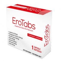 EroTabs - 1 kapsułka erekcyjna