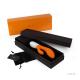 LELO Ina 2 Vibrator - Pomarańczowy - Nowoczesny i Wielofunkcyjny