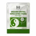 Orgasm Control Wipes (1szt) - środek przedłużający stosunek!