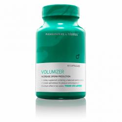 Viamax Volumizer - 60 tab - Ogromny i Silny Wytrysk