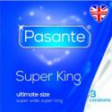 Pasante Super King - 3 sztuki - Największe i Najszersze