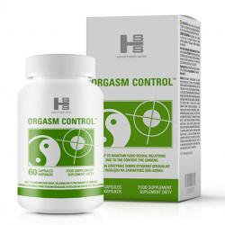 ORGASM CONTROL- 60tab - Pełna Kontrola