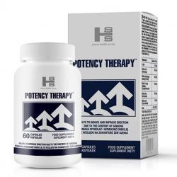 POTENCY therapy - HIT nr 1! Silna erekcja na stałe!