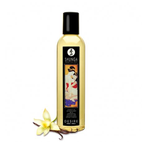 Shunga - Desire Massage Oil 250 ml