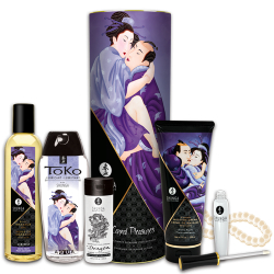 Shunga - Carnal Pleasures Collection (zestaw)