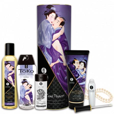 Shunga - Carnal Pleasures Collection (zestaw)