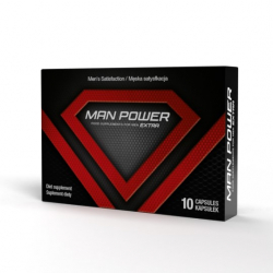 ManPower! - 10 kaps.