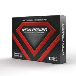 ManPower - 1 kapsułka