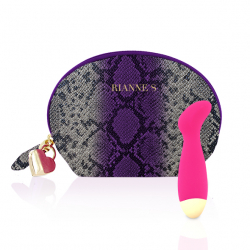 Rianne S Essentials Boa Mini G Pink