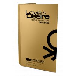Love&Desire Gold 2,4ml dla kobiet - PREMIUM EDITION!