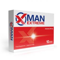 Man Extreme! Siła erekcji w kapsułkach! - 10 kaps.