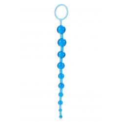 Blue Anal Beads - Koraliki Analne