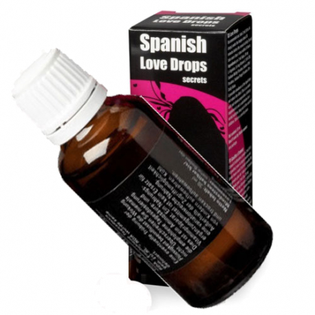 SPANISH LOVE DROPS - 30ML