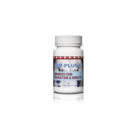 CUM Plus + 30tab - Zdrowy penis, silny wytrysk
