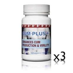 3 op. CUM Plus + 90tab - 3 w cenie 2!