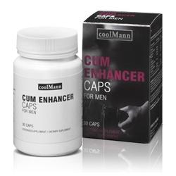 Cum Enhancer - 30tab - Większa Objętość Wytrysku