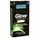 Pasante Glow - 4 sztuki - Świecące w Ciemności!
