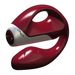 Thrill - poręczny wibrator do punktu G i C