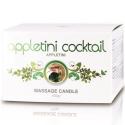 Appletini Coctail świeca do masażu (Appletini)