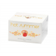 Hot summer Massage candle TIN (Spring flower)