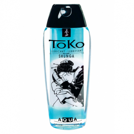 Shunga - Toko Lubricant Aqua 165 ml