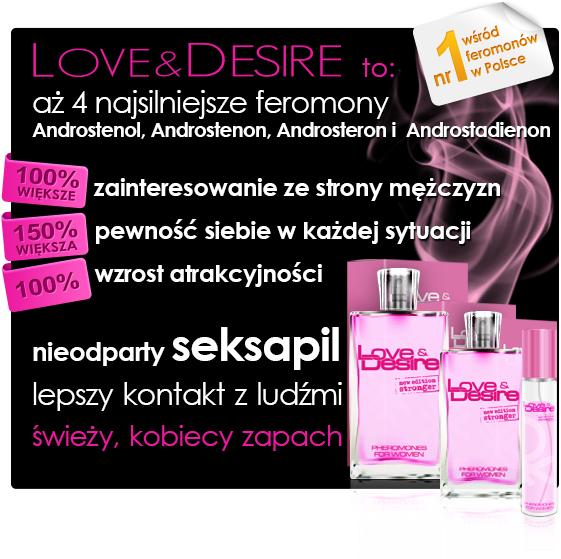 minimum 249.99 zł - Love&Desire 15ml