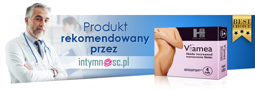 Viamea - produkt rekomendowany przez Intymnosc.pl