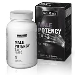 Większa potencja z tabletkami Male Potency